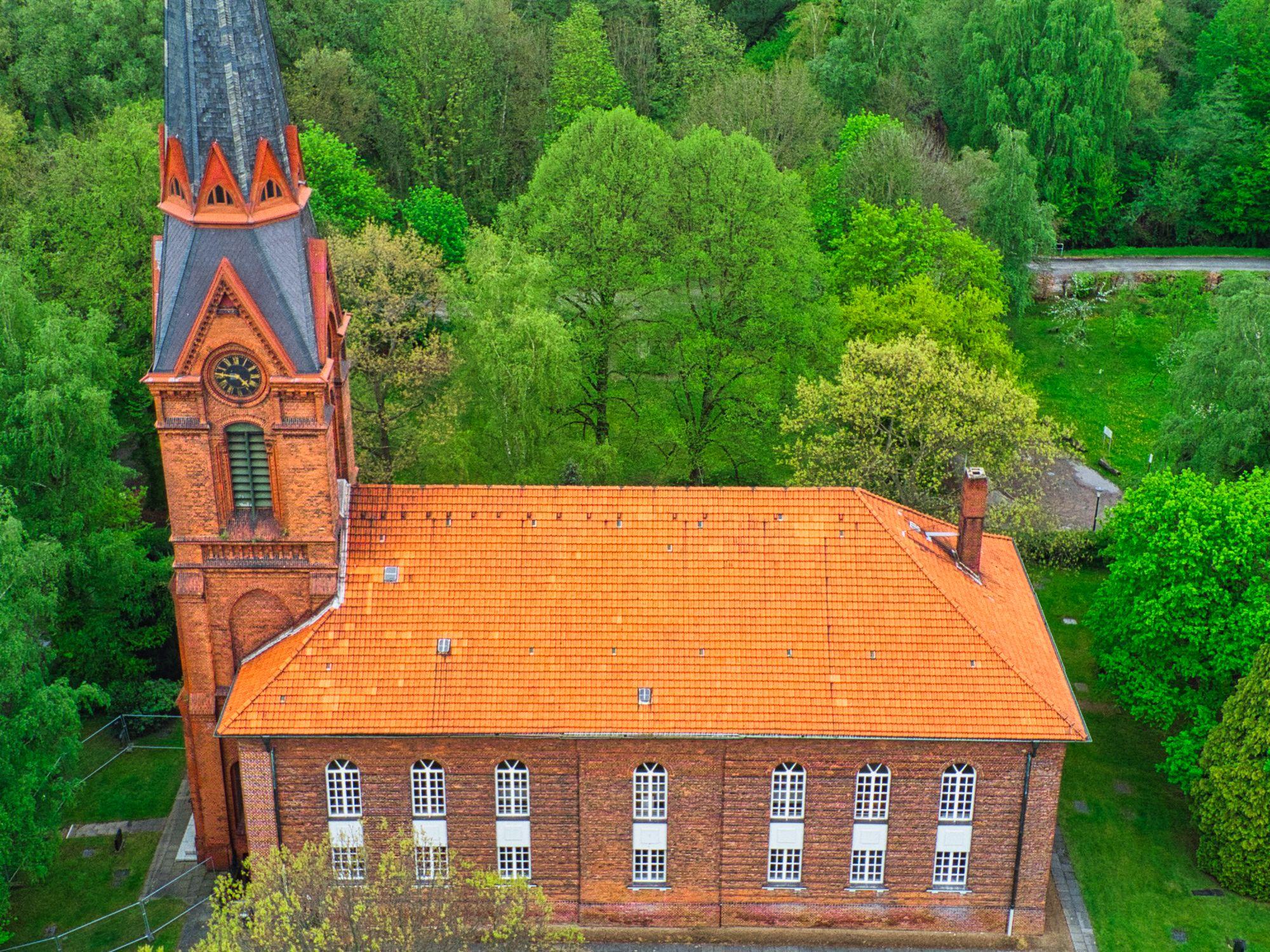 St. Gertrud Kirche Altenwerder