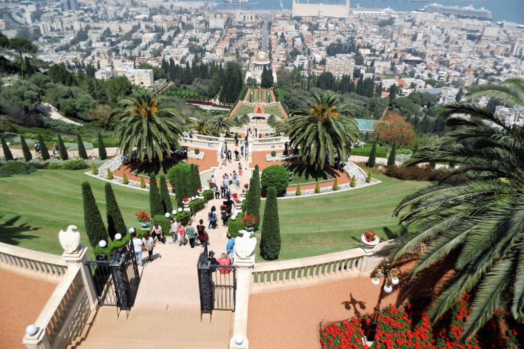 Gärten der Bahai