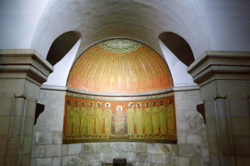 Dormitio Abtei