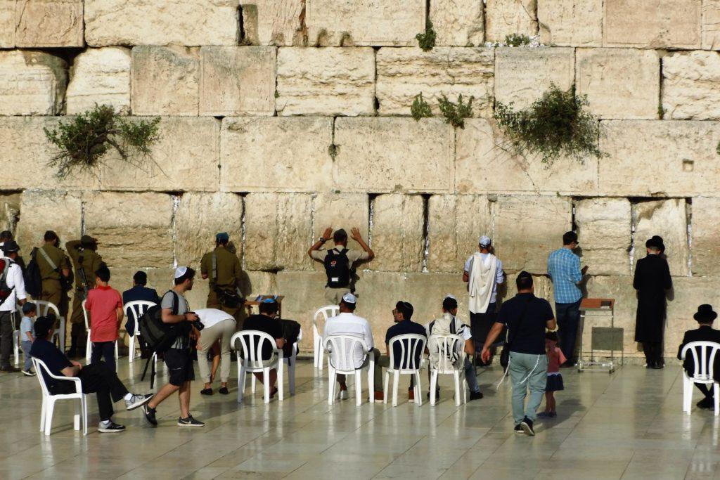 Jerusalem Klagemauer