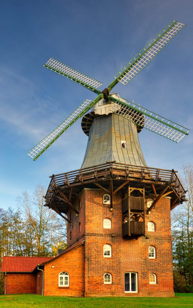 Schiffertor Mühle in Stade