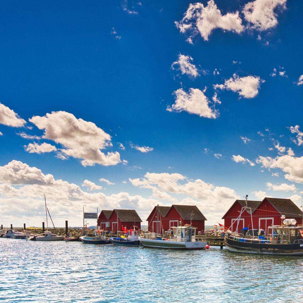 Fischereihafen Weiße Wiek