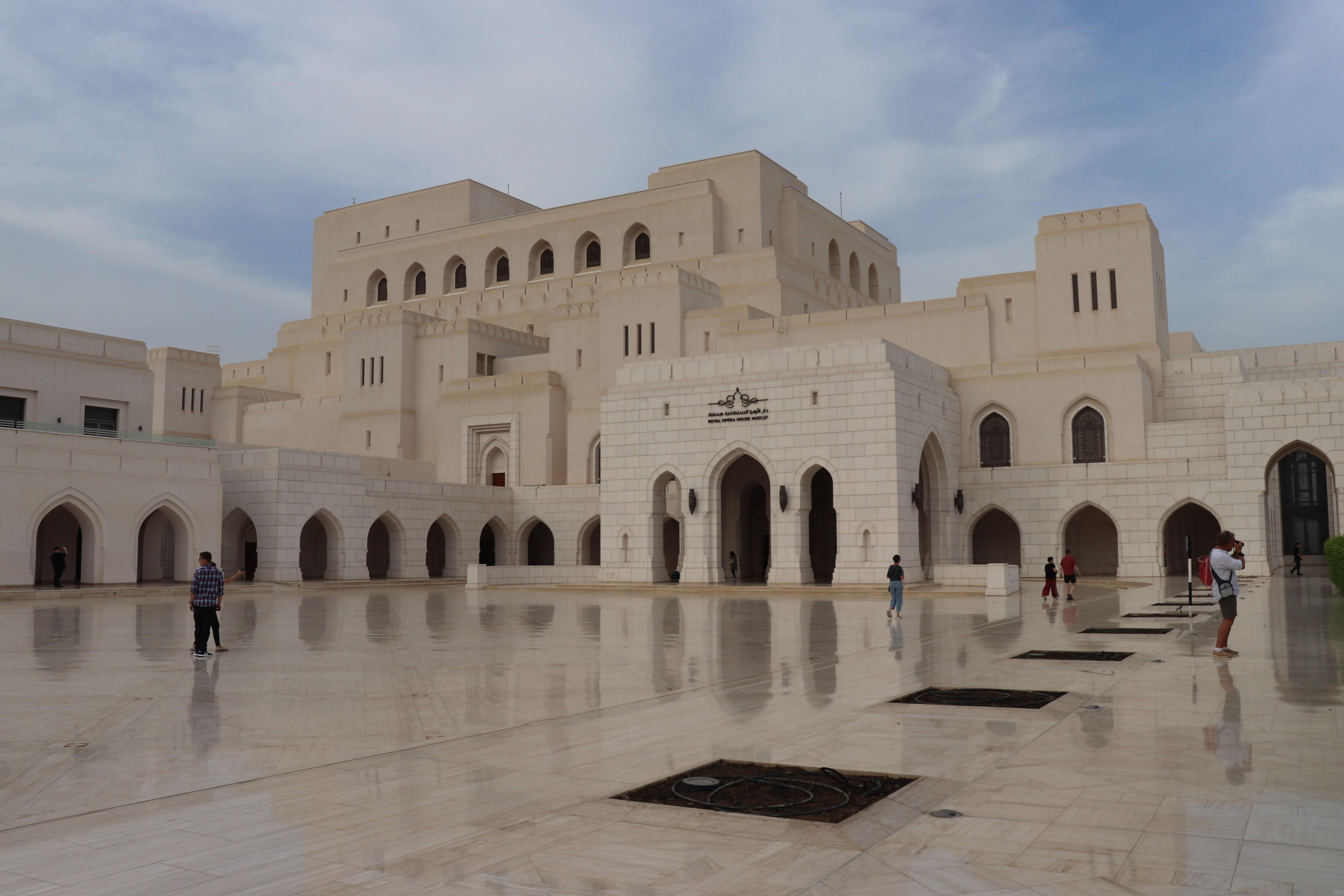 Muskat Royal Opera