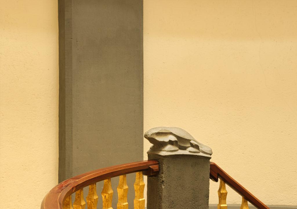 Treppenabsatz Ballin Haus