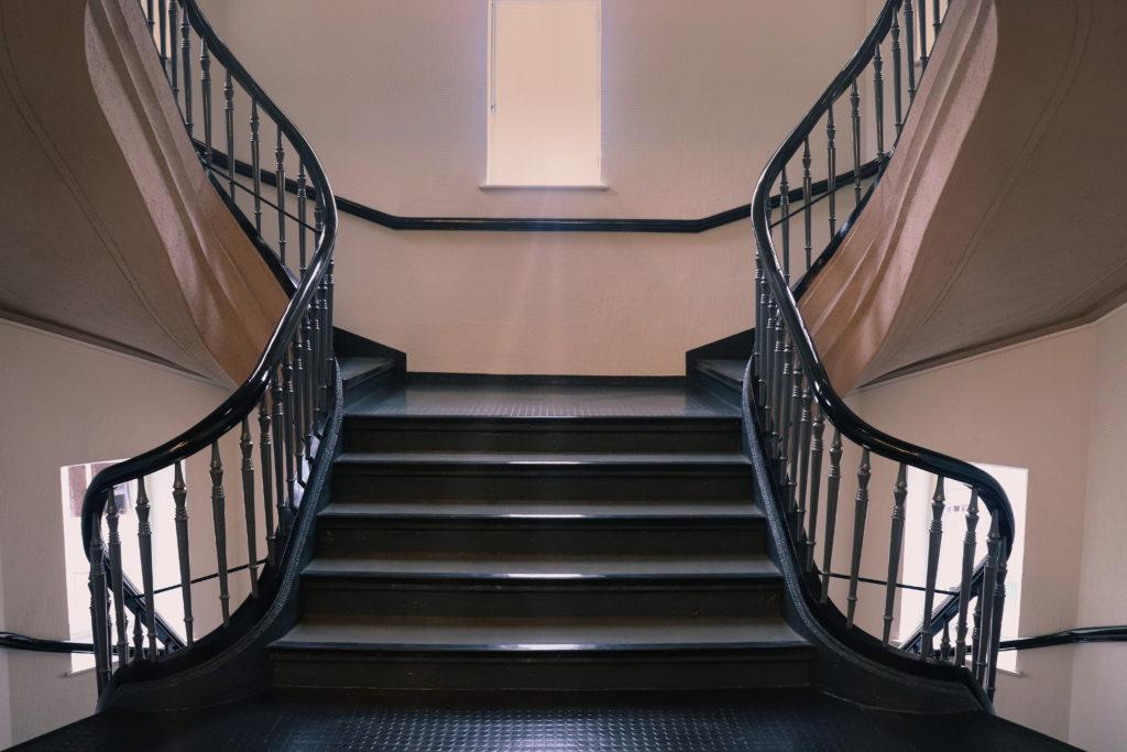 Treppenaufgang Montanhof