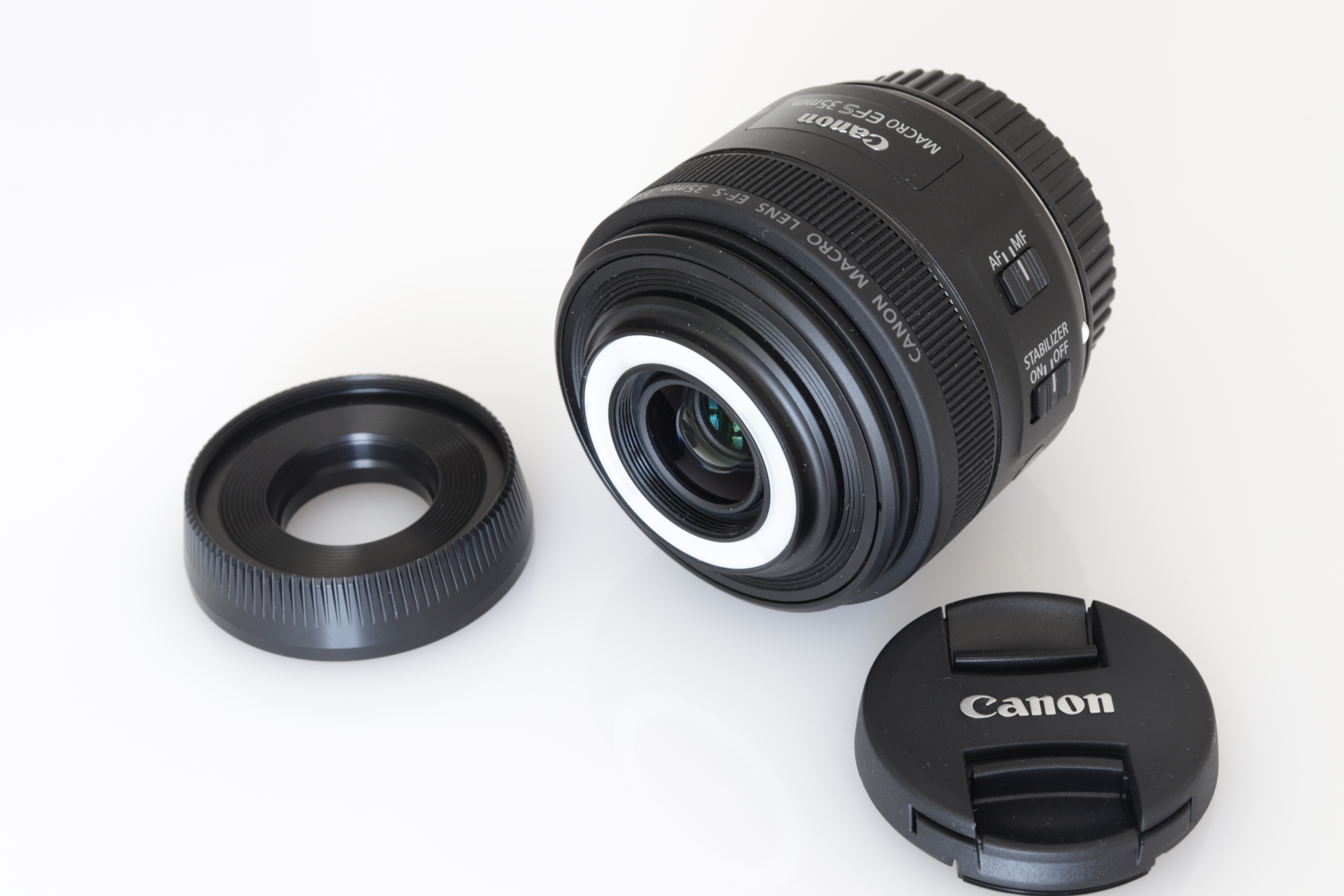 Canon EFS 35 mm