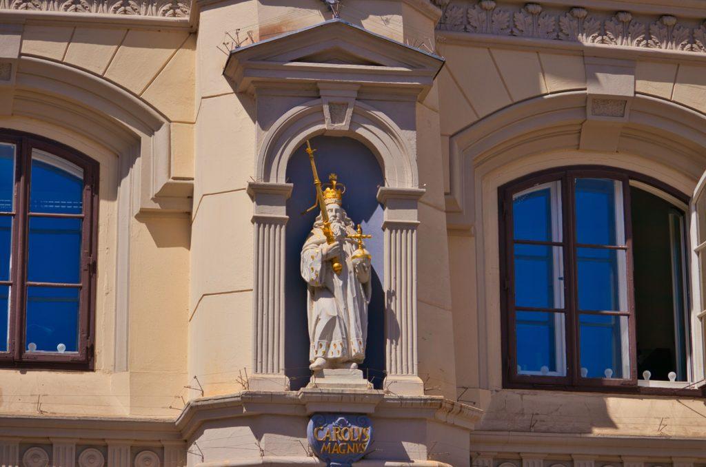 Carlos Magnus - Lüneburger Rathaus