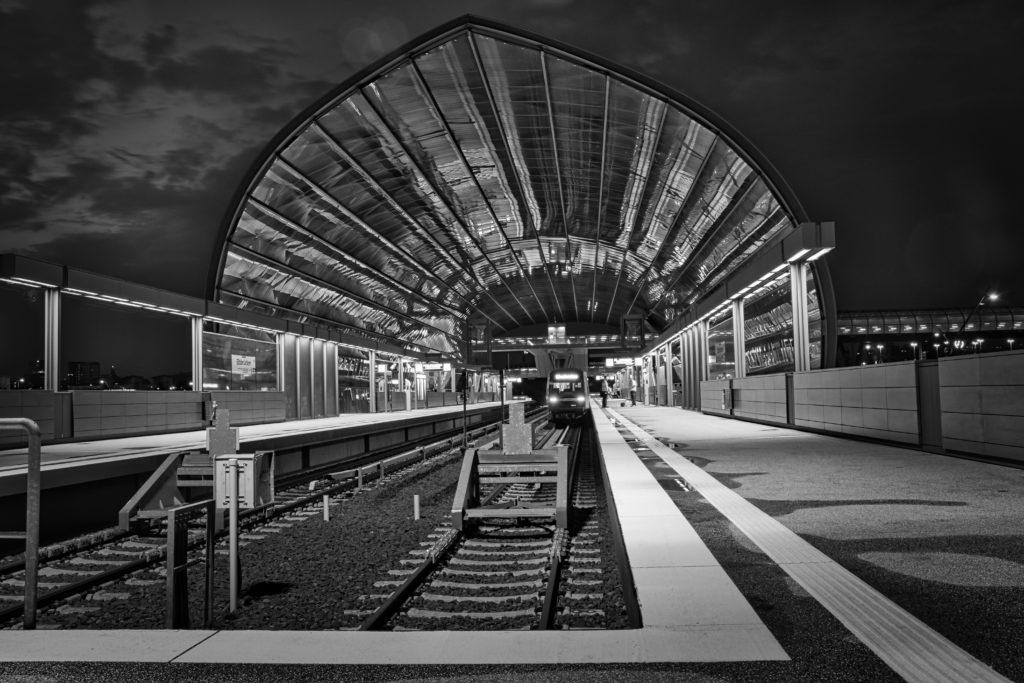U-Bahnstation Elbbrücken