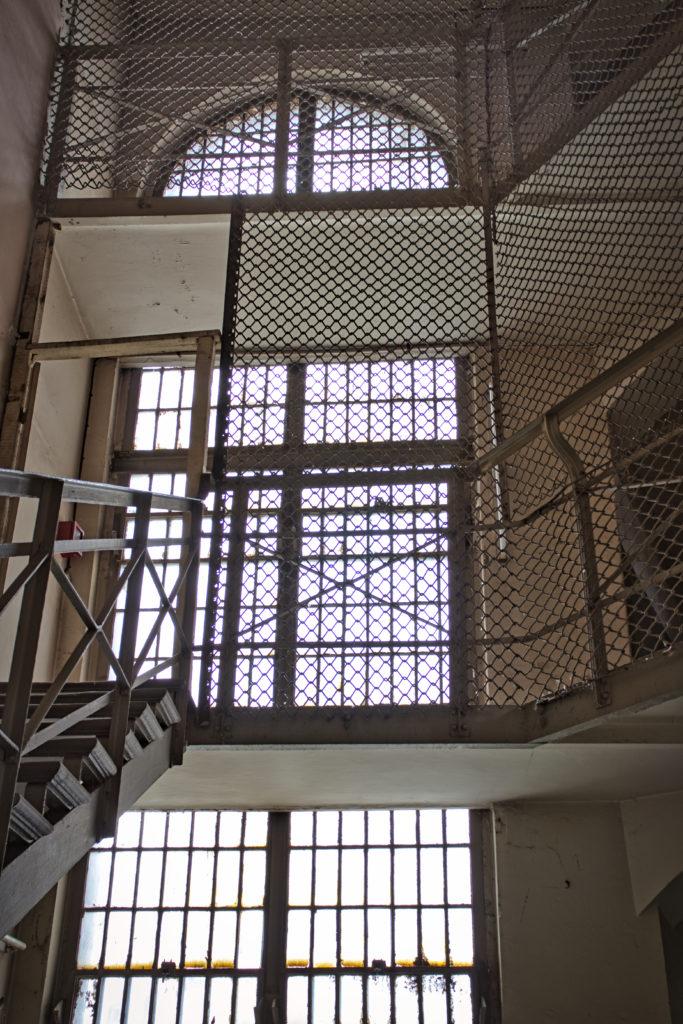Etagen Gefängnis Köpenick