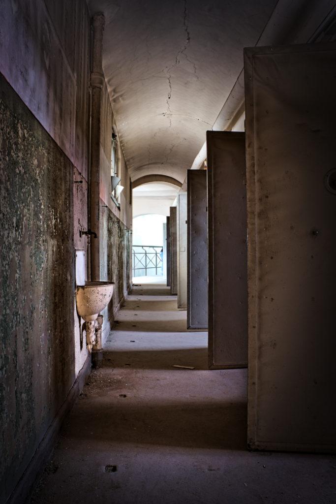 Flur OG Gefängnis Köpenick