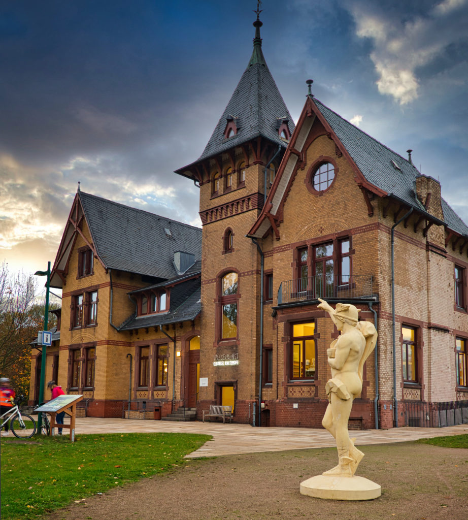 Villa Wasserkunst Kaltehofe