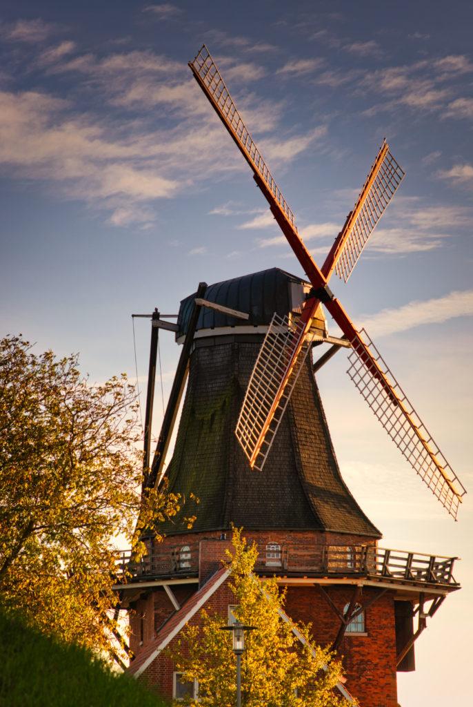 Windmühle Aurora in Jork